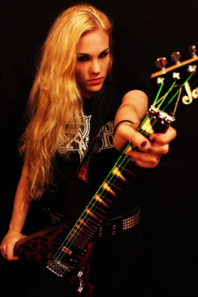 prika amaral top 20 heavy metal guitarist of all time kickassmetal. Black Bedroom Furniture Sets. Home Design Ideas
