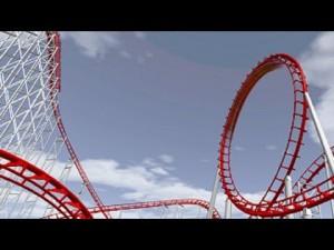 rollercosterridehandsinthevechileatalltimes9788967743233413413212