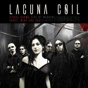 lacunacoillivekarmadvdlegendarydvdalbum99978997884343