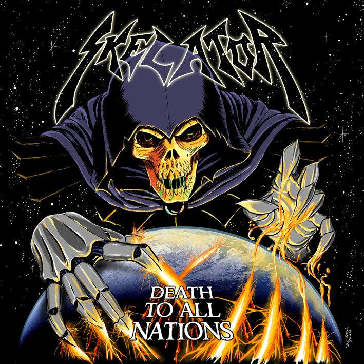 "Skelator (San Diego, California/ Seattle, Washington ""Death"