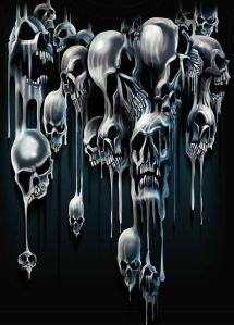 DEATHFUCKINGMETALkickassmetal100outof100blooddrippingskullsFUCKINGESSENTIAL