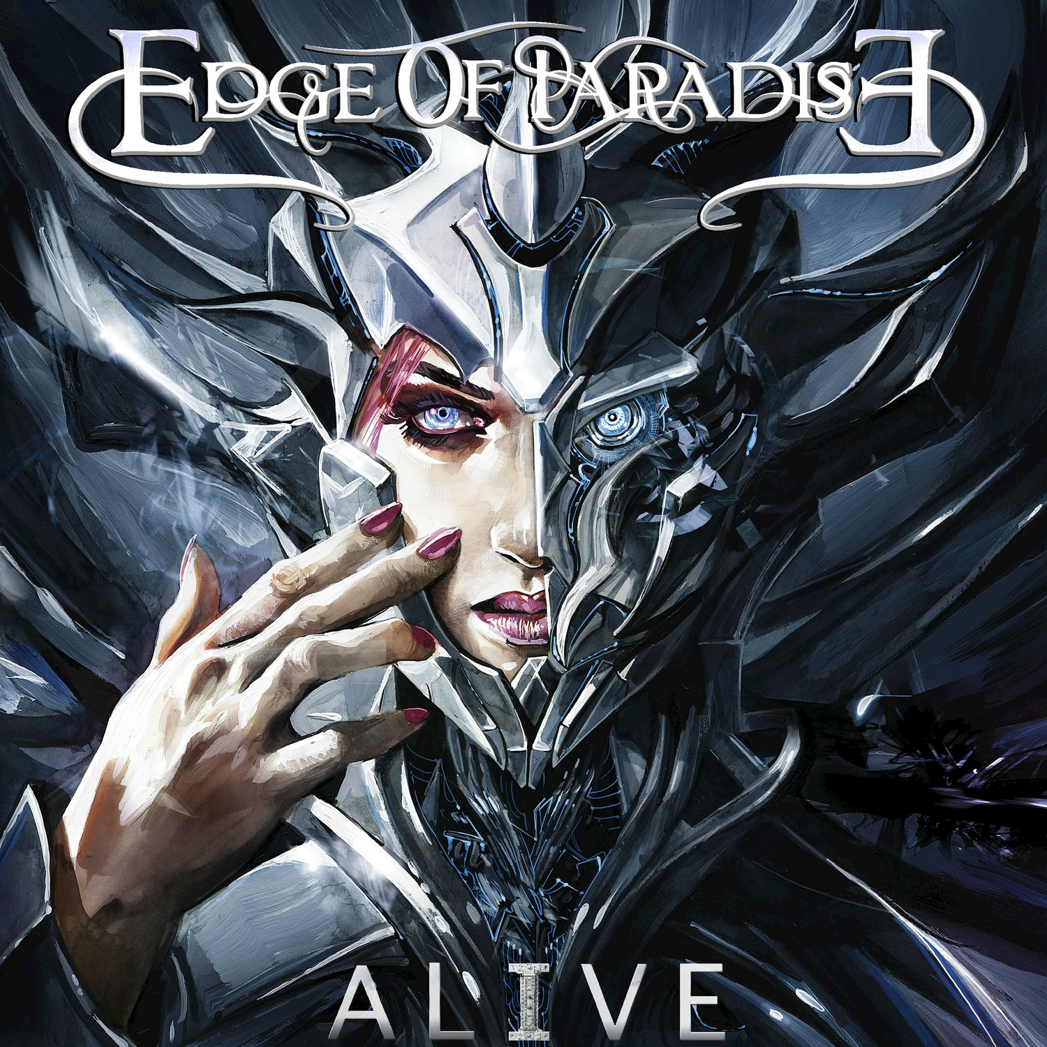 Edge of Paradise ALIVE Best Band in the Universe KAM9 KAM99998