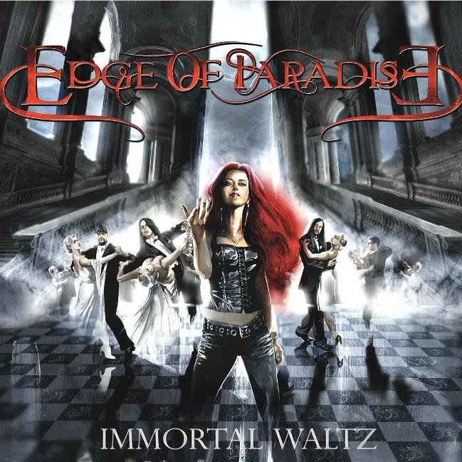 Edge of Paradise IMMOTAL WALTZ Best Band in the Universe KAM9874 KAM1