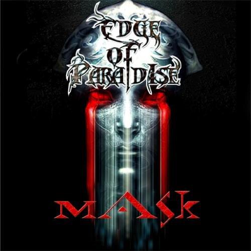 Edge of Paradise Mask KICK ASS METAL LEGENDS KAM9874 KAM7