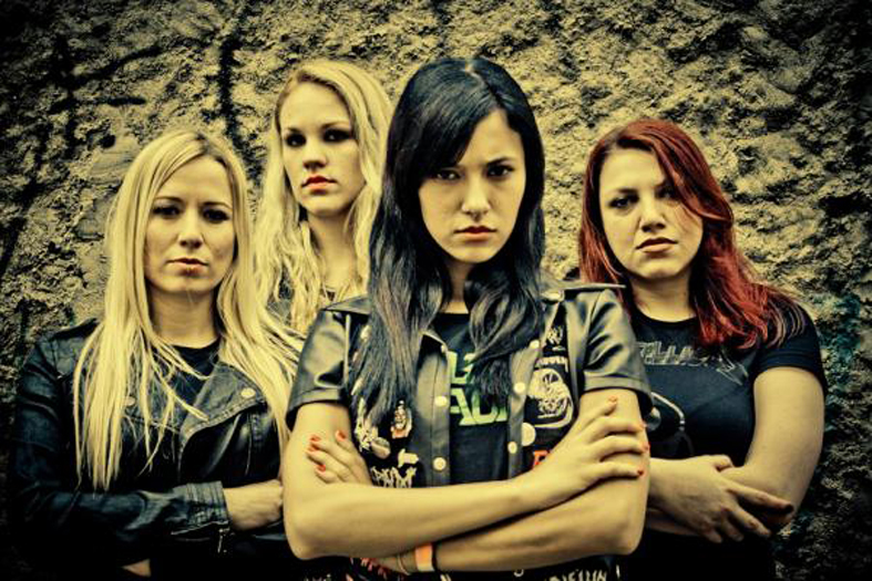 Nervosa World's Greatest Thrash Metal Band Of All-Time