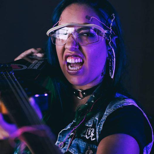 Ya Exodus Yasmin Amaral KICK ASS METAL Worlds Greatst Crossover Thrash Metal Guitarist