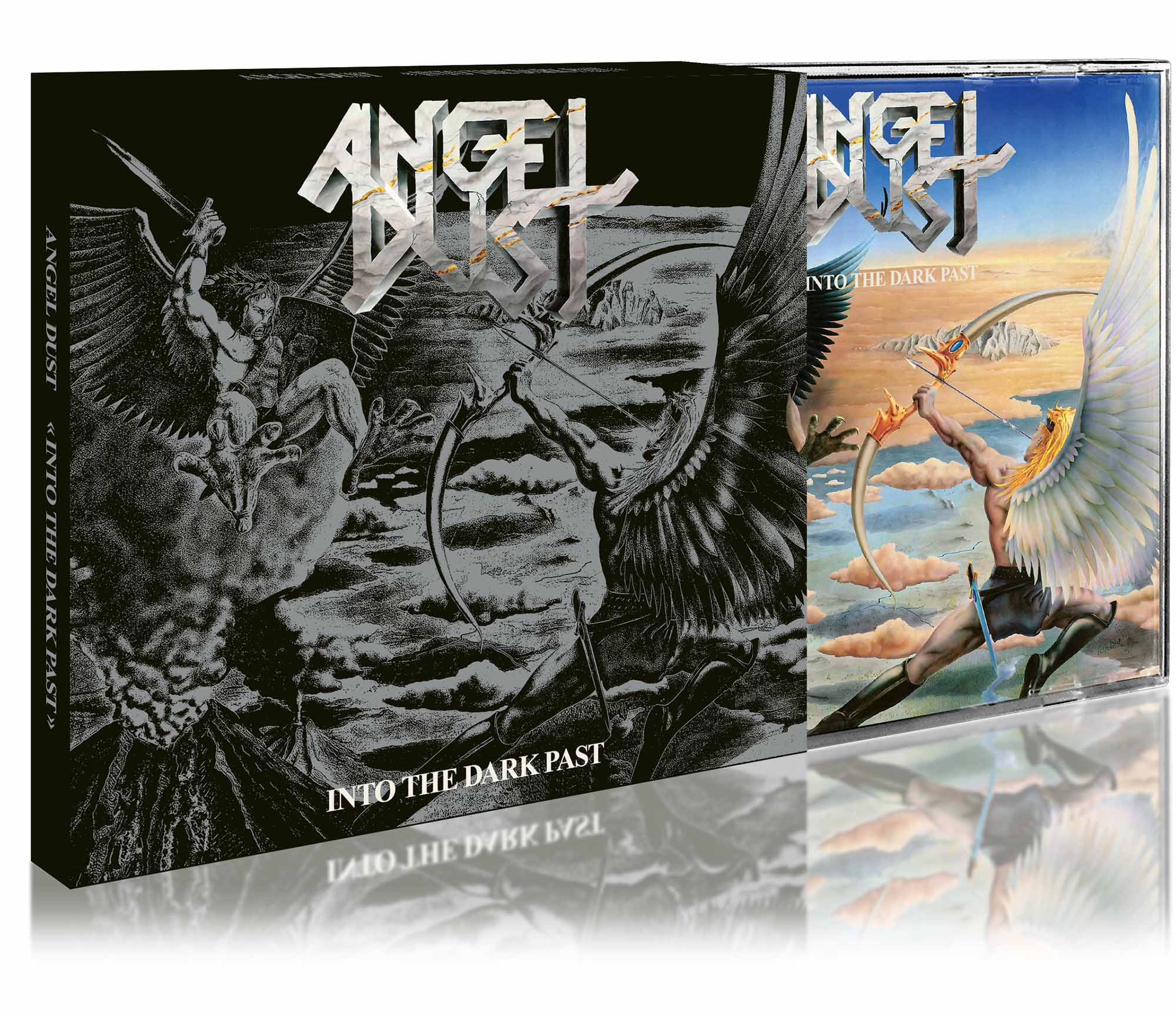 Angel Dust TOP 100 Traditional Metal Albums of all-time KAM1986HHR