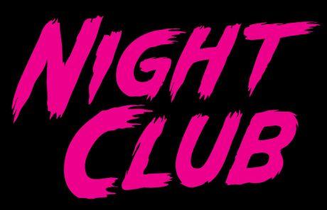 Night Club LOGO KAM987410