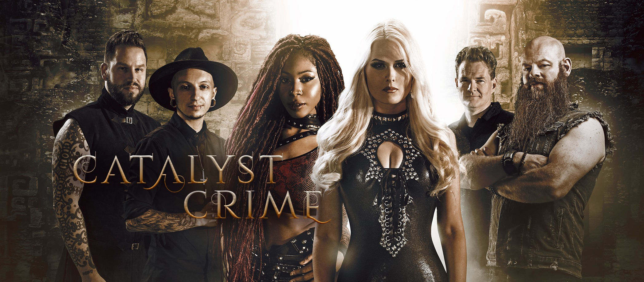 Catalyst Crime Metal GodsKAM98700